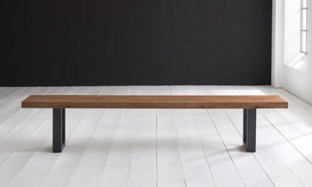 Concept 4 You Spisebordsbænk – Manhattan ben 280 x 40 cm 6 cm 01 = olie