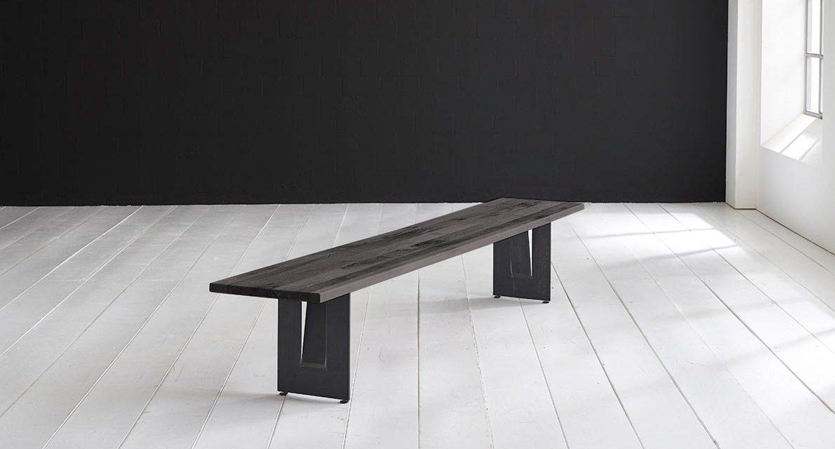 Concept 4 You Spisebordsbænk – Steven Ben 240 x 40 cm 3 cm 07 = mocca black
