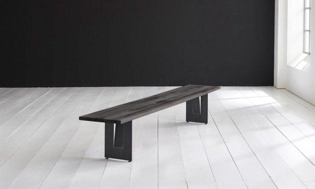 Concept 4 You Spisebordsbænk – Steven Ben 220 x 40 cm 3 cm 07 = mocca black