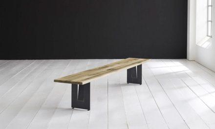 Concept 4 You Spisebordsbænk – Steven Ben 260 x 40 cm 3 cm 05 = sand