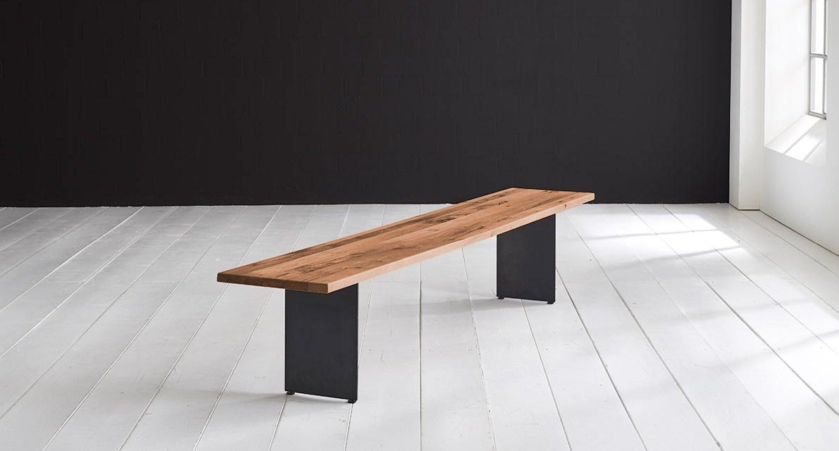 Concept 4 You Spisebordsbænk – Line Ben 200 x 40 cm 3 cm 06 = old bassano