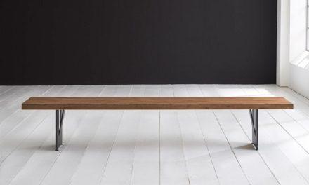 Concept 4 You Spisebordsbænk – Steven Ben 220 x 40 cm 6 cm 01 = olie