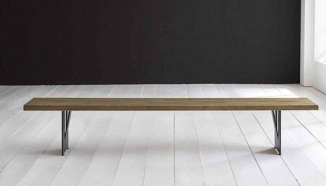 Concept 4 You Spisebordsbænk – Steven Ben 280 x 40 cm 6 cm 05 = sand