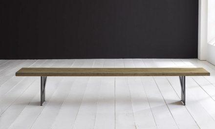 Concept 4 You Spisebordsbænk – Steven Ben 260 x 40 cm 6 cm 05 = sand