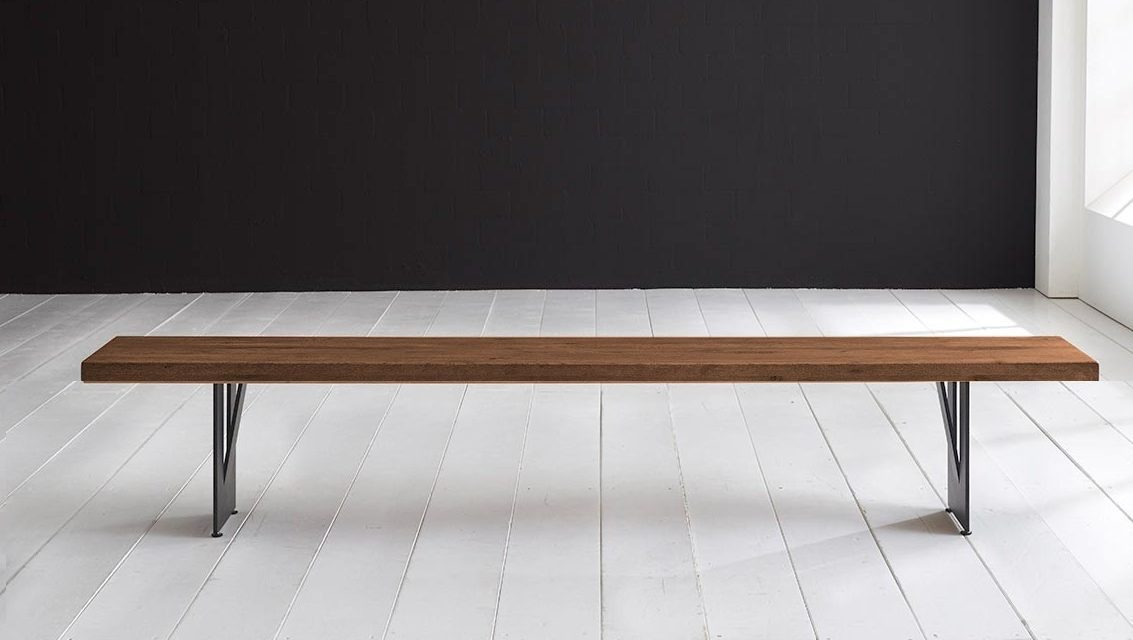 Concept 4 You Spisebordsbænk – Steven Ben 260 x 40 cm 6 cm 06 = old bassano