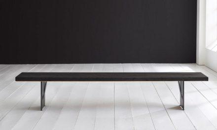 Concept 4 You Spisebordsbænk – Steven Ben 220 x 40 cm 6 cm 07 = mocca black