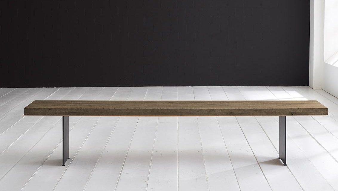 Concept 4 You Spisebordsbænk – Line Ben 240 x 40 cm 6 cm 04 = desert