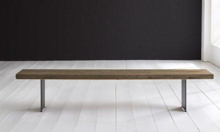 Concept 4 You Spisebordsbænk – Line Ben 220 x 40 cm 6 cm 04 = desert