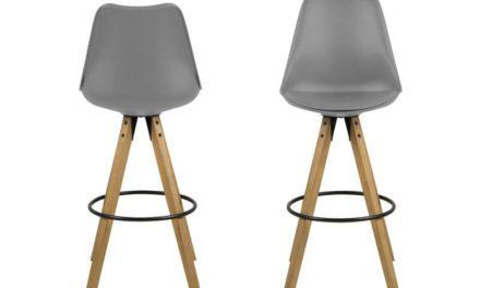 Dima barstol – Grå