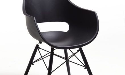 Jazz kunstlæder spisebordsstol