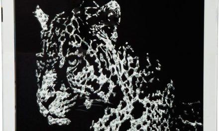 KARE DESIGN Plakat m. Ramme, Mirror Leopard