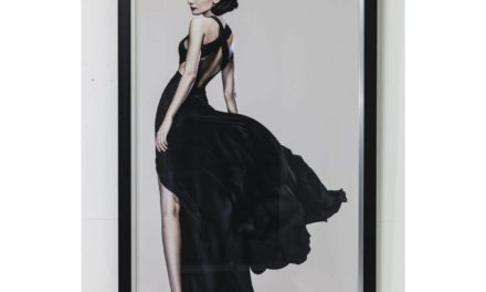 KARE DESIGN Plakat m. Ramme, Audrey 172x100cm