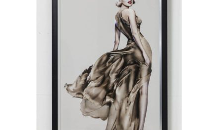 KARE DESIGN Plakat m. Ramme, Marilyn 172x100cm