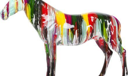KARE DESIGN Skulptur, Horse Colore