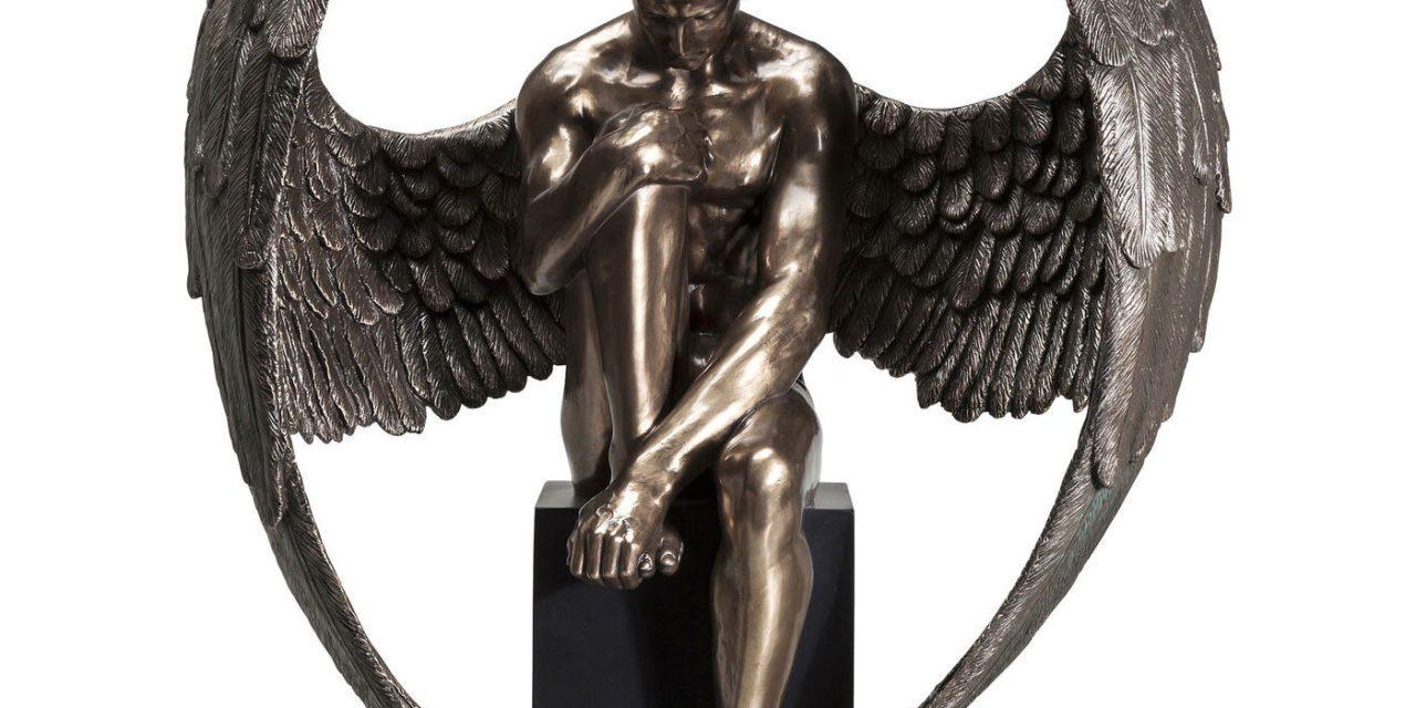 KARE DESIGN Skulptur, Nude Sad Angel