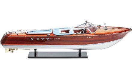 KARE DESIGN Skulptur, Boat Aquarama