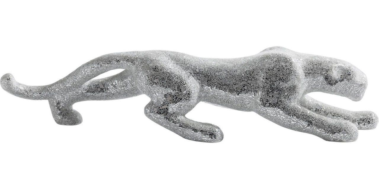KARE DESIGN Skulptur, Mosaik Panther Deluxe