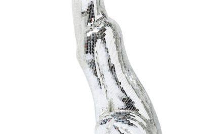 KARE DESIGN Skulptur, Mosaik Welcome Panther