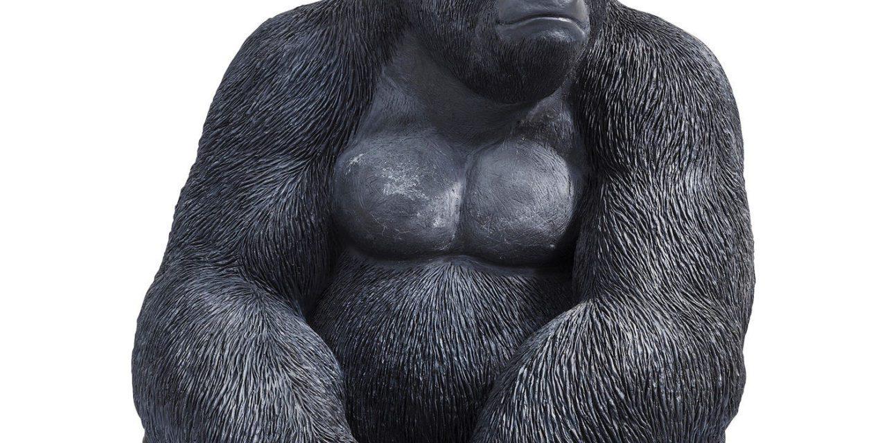 KARE DESIGN Skulptur, Gorilla XL