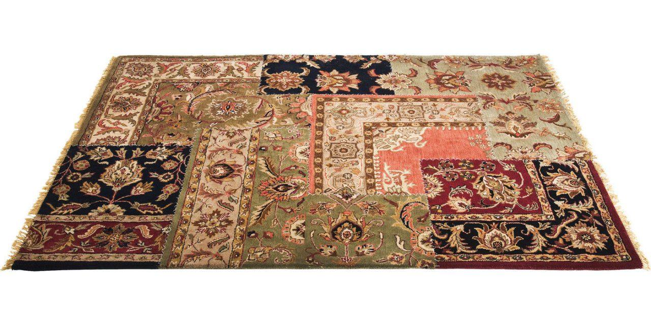 KARE DESIGN Tæppe, Persian Patchwork 170x240cm