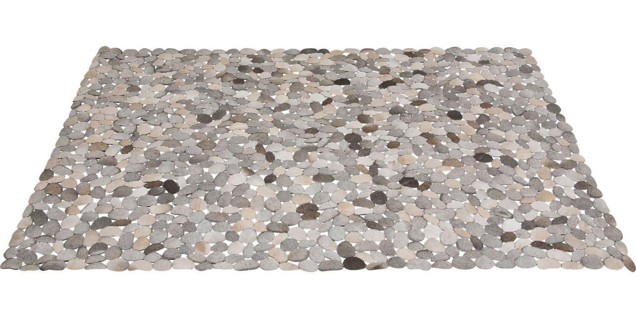 KARE DESIGN Tæppe, Circle Grey 170x240cm