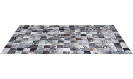 KARE DESIGN Tæppe, Cosmo Grey Fur 170x240cm
