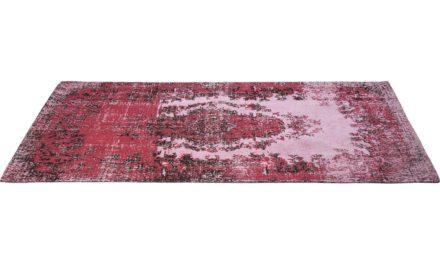 KARE DESIGN Tæppe, Kelim Pop Pink 240x170cm