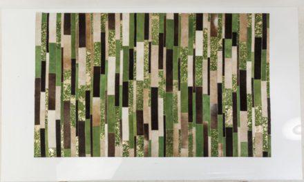 KARE DESIGN Tæppe, Brick Green 170x240cm