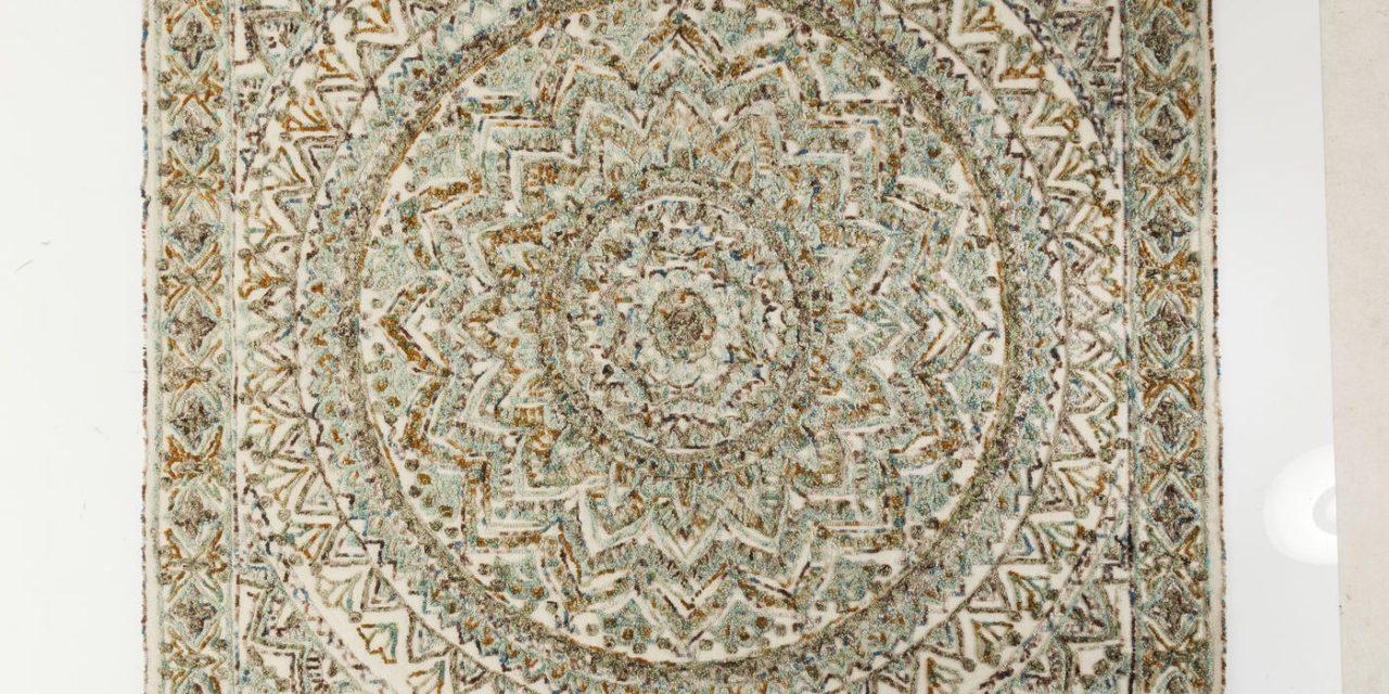 KARE DESIGN Tæppe, Arabian Flower 240x170cm