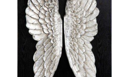 KARE DESIGN vægdekoration, Wings 110x80cm