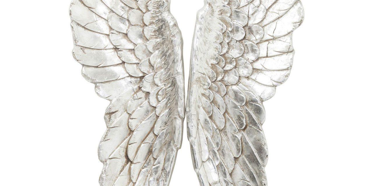 KARE DESIGN vægdekoration, Angel Wings