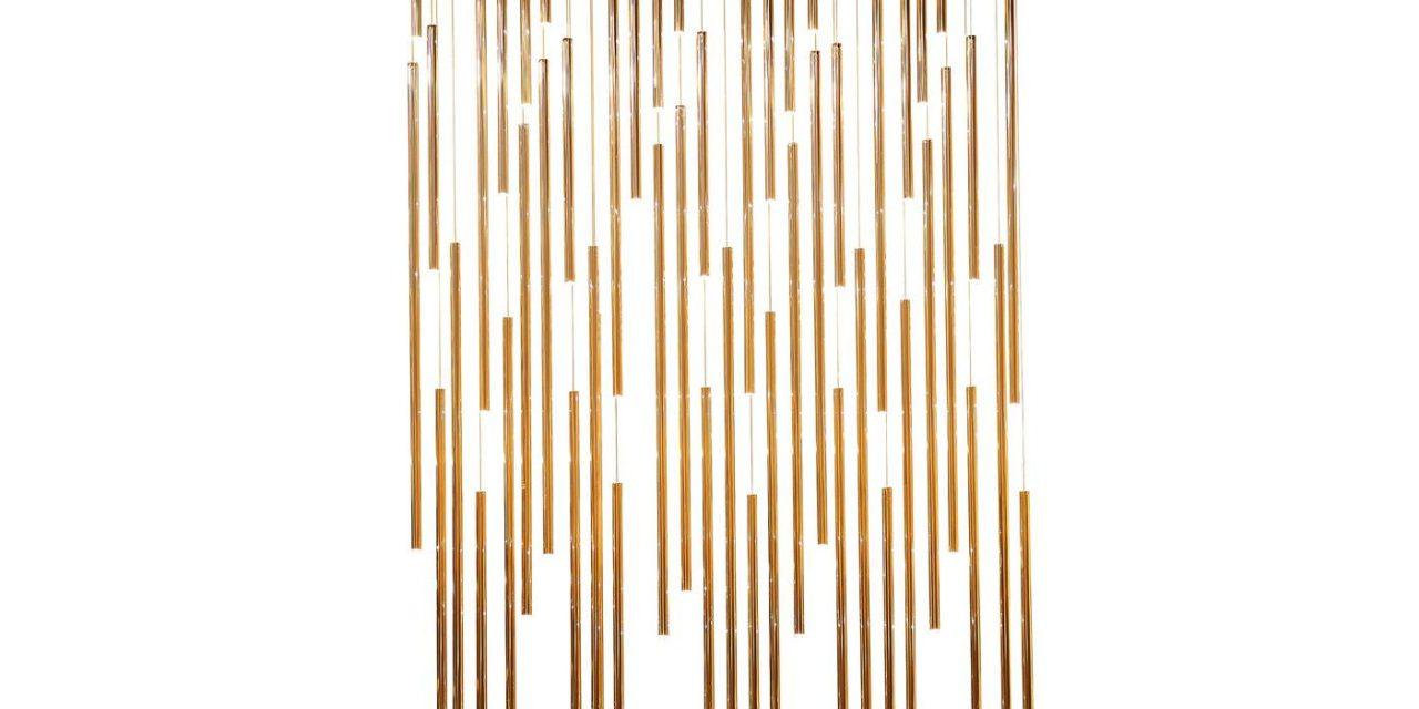 KARE DESIGN Loftslampe, Living Vegas Deluxe Coppe