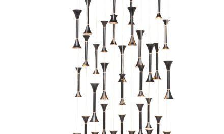 KARE DESIGN Loftslampe, Fallen Trumpets