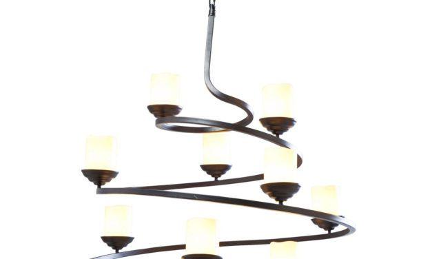 KARE DESIGN Loftslampe, Spiral Candle