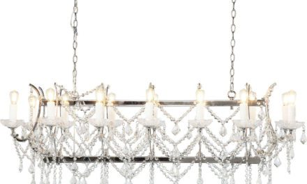 KARE DESIGN Loftslampe, Chateau Crystal