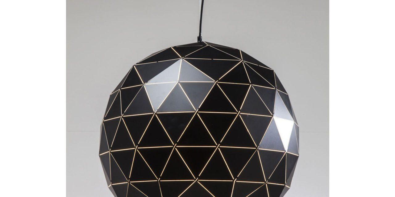 KARE DESIGN Loftslampe, Triangle Black