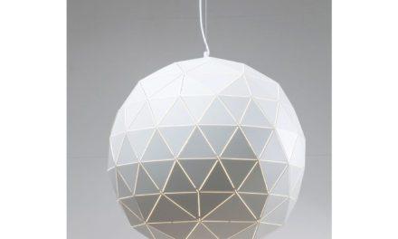 KARE DESIGN Loftslampe, Triangle White