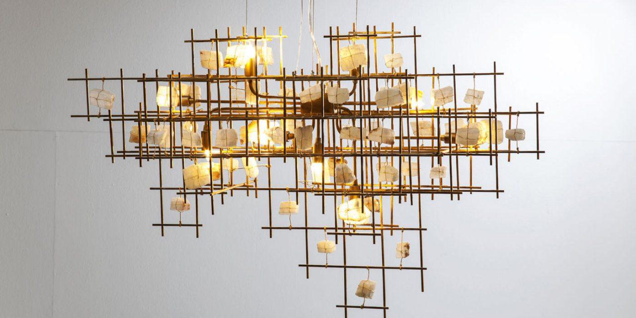 KARE DESIGN Loftslampe, Stone Mobile