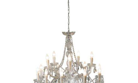 KARE DESIGN Loftslampe, Gioiello Crystal Clear