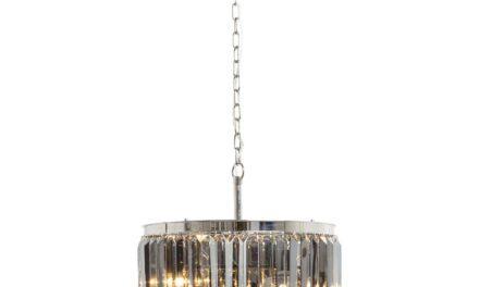 KARE DESIGN Loftslampe, Smoky Lounge Round