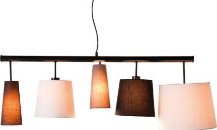 KARE DESIGN Loftslampe, Parecchi Black