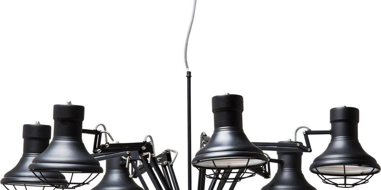 KARE DESIGN Loftslampe, Spider Multi