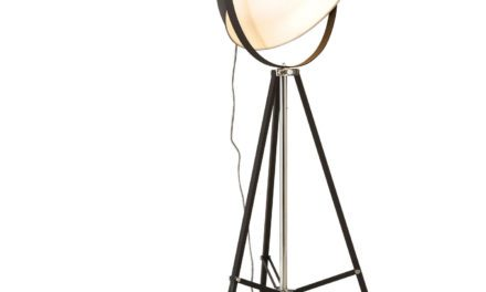 KARE DESIGN Gulvlampe, Bowl Black