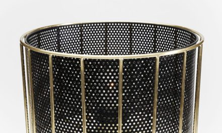 KARE DESIGN Bordlampe, Wire Bowl