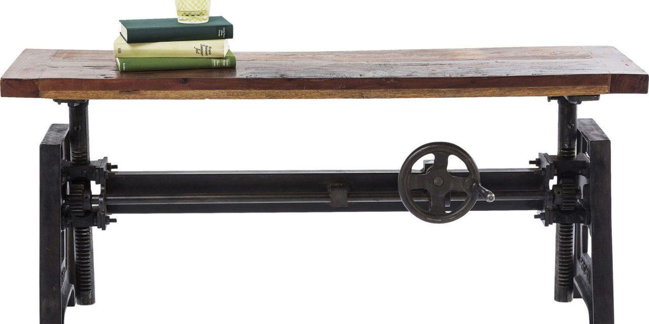 KARE DESIGN Bænk, Steamboat Econo 120x35cm