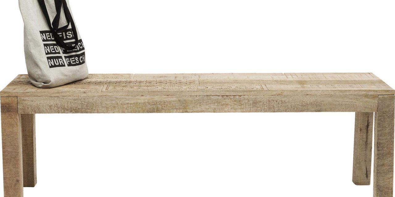 KARE DESIGN Puro Bænk 140 cm