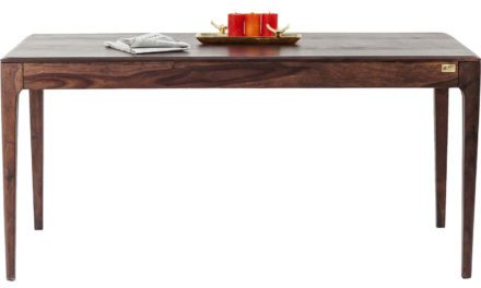 KARE DESIGN Brooklyn Walnut spisebord (200×100)