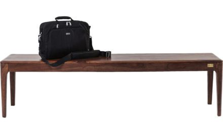KARE DESIGN Brooklyn Walnut Bænk, 175 cm