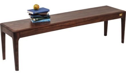 KARE DESIGN Brooklyn Walnut Bænk, 160cm