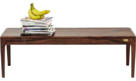 KARE DESIGN Brooklyn Walnut Entrebænk, 140cm